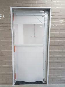 portas flexiveis em pvc